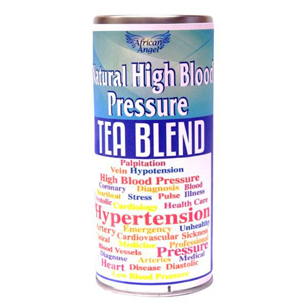 African Angel Blood pressure Tea Blend, Organic High Blood pressure tea