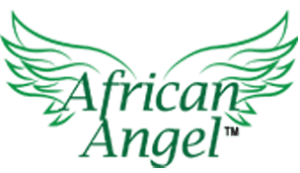 African Angel Logo