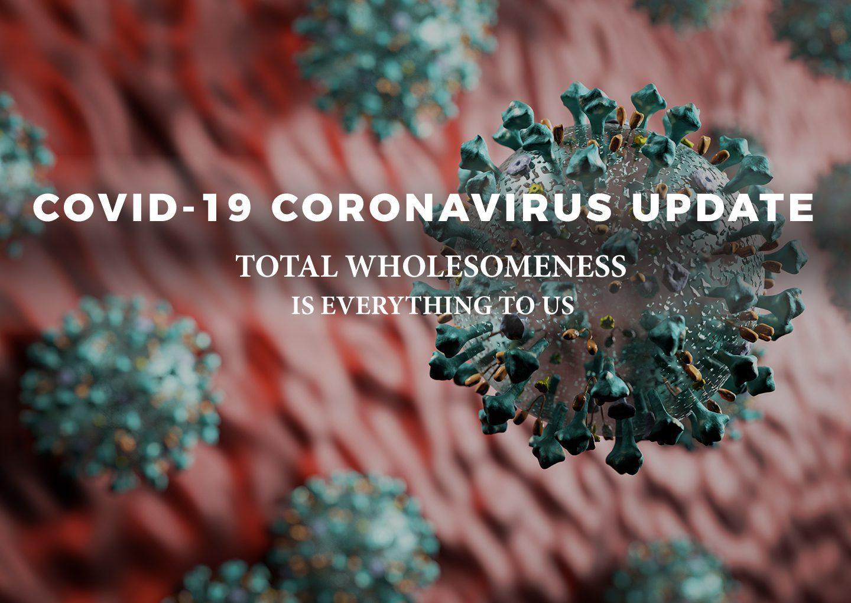 Covid-19 Corona Virus Update